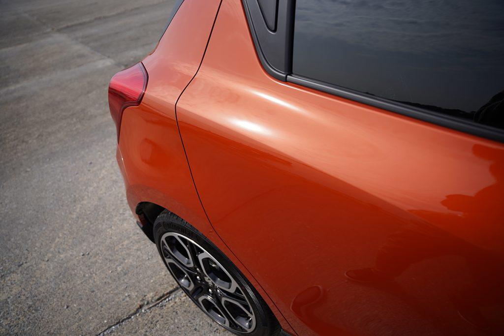 スズキ スイフトスポーツ ZC33S オレンジ 納車