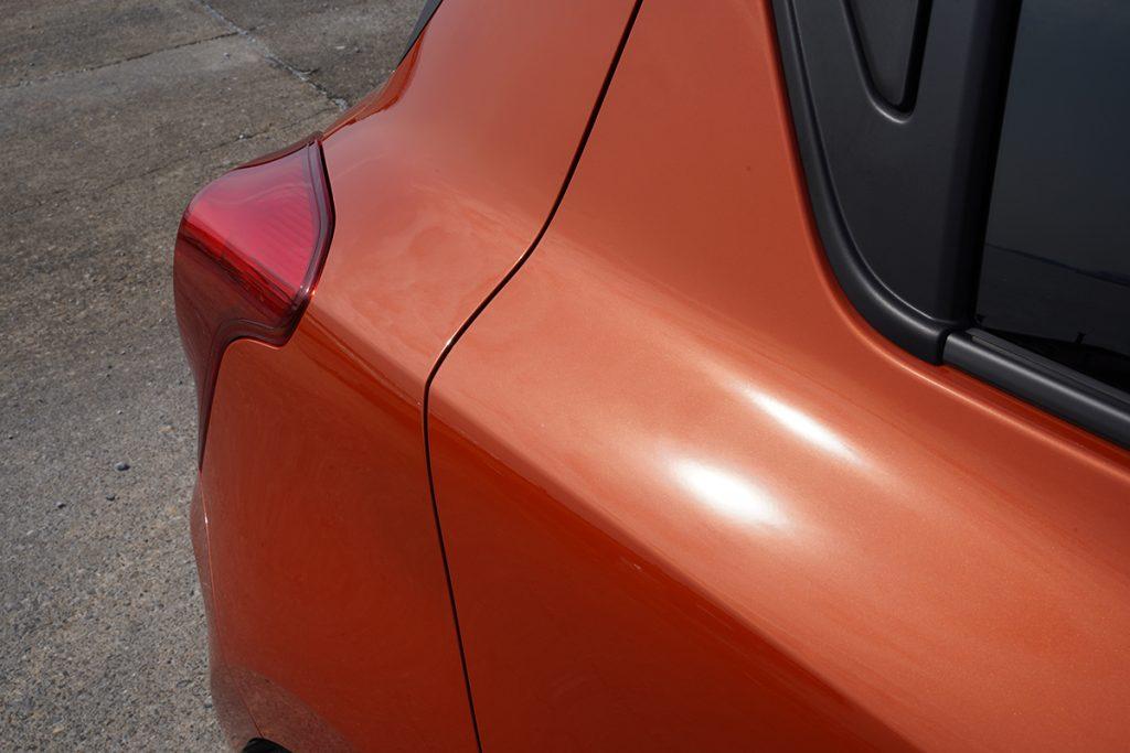 スズキ スイフトスポーツ ZC33S オレンジにKeePerコーティングafter