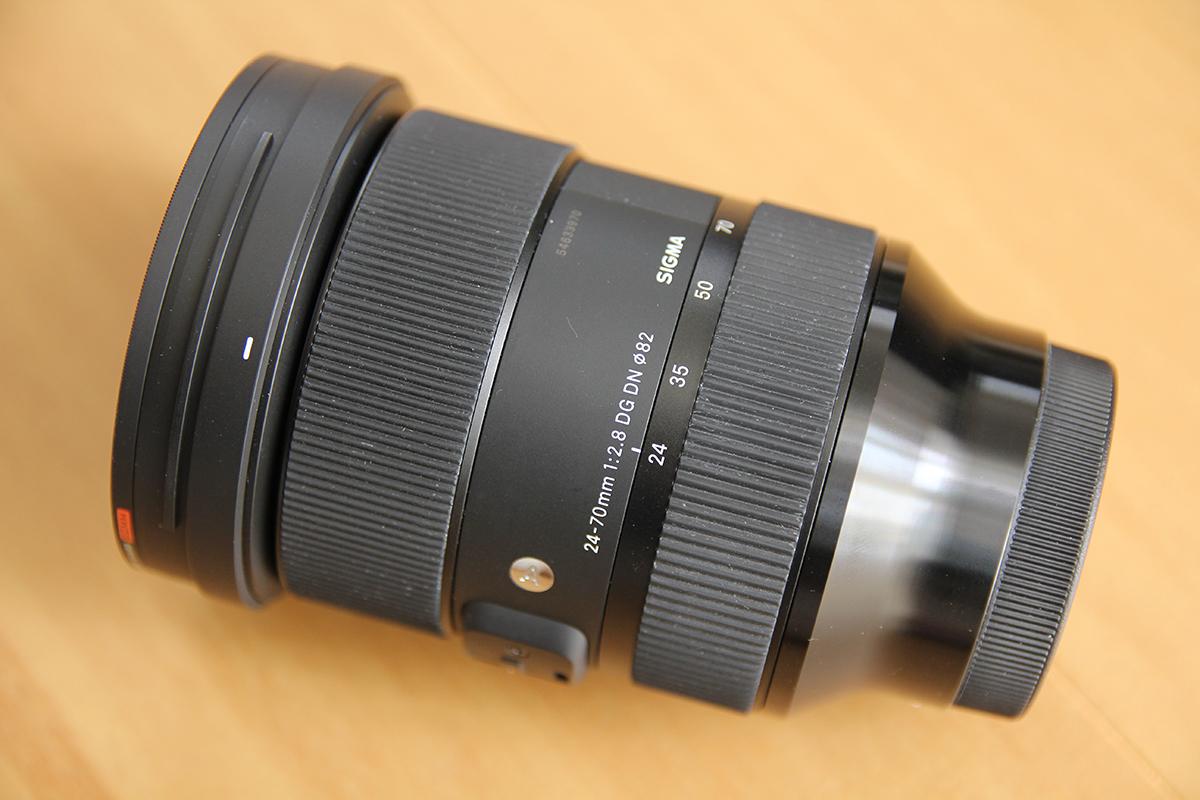 SIGMA 24-70mm F2.8 DG